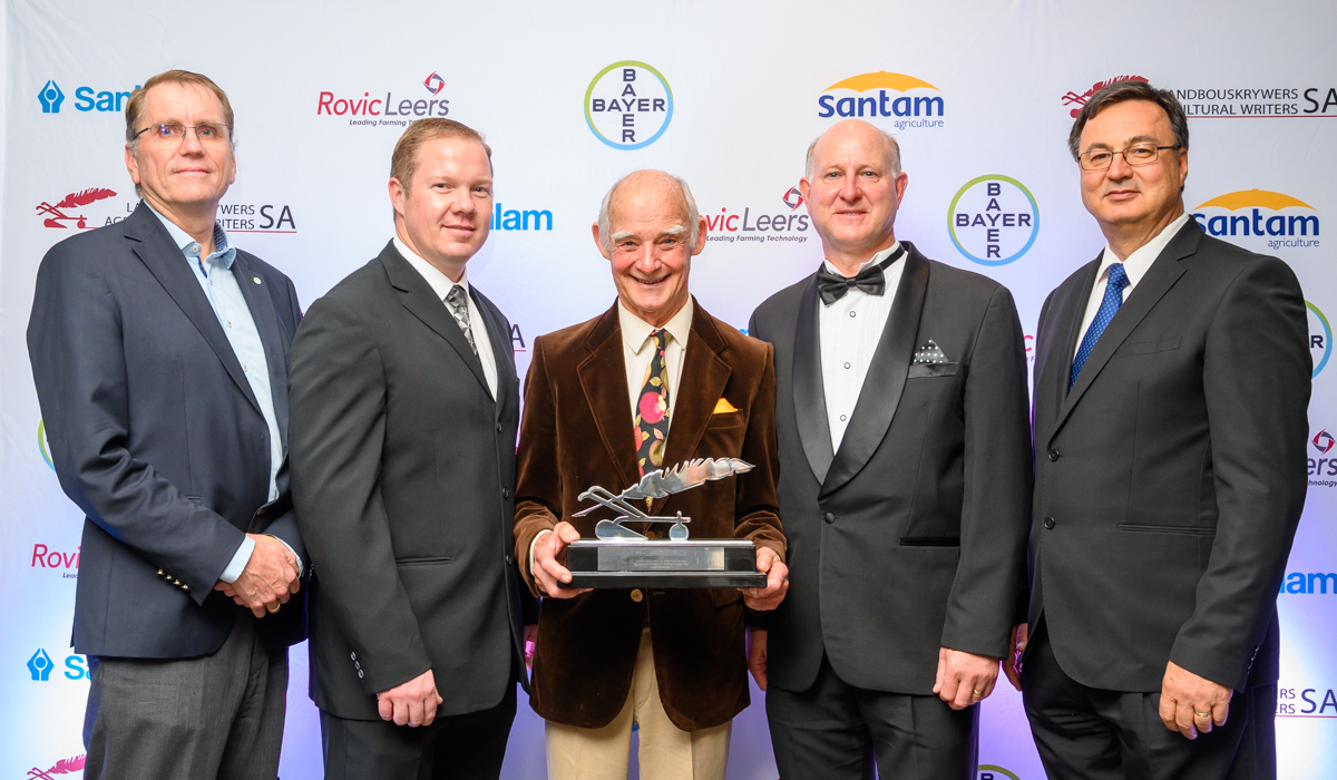 Agriculturist of the Year